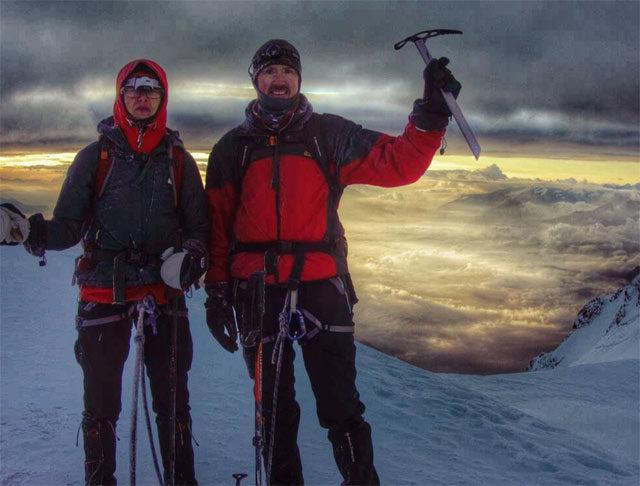 Mont Blanc Summit