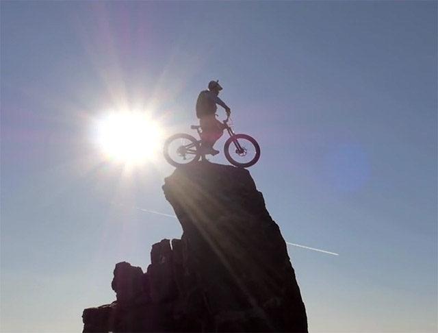 Inspiration - Danny Macaskill - The Ridge