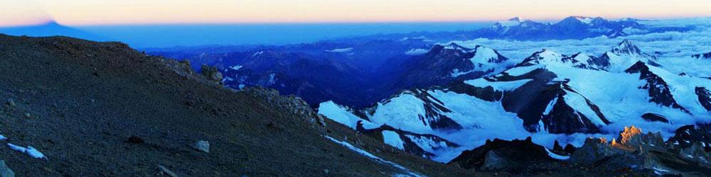 Aconcagua - White Rocks