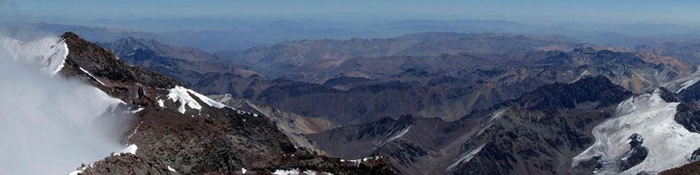 Aconcagua Summit View