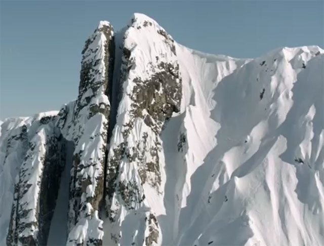 Cody Townsend - Insane Ski Line
