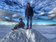 Alvin och Rasmus i Elgå