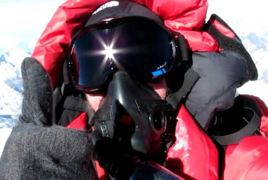 Everest Summit © Petter Hidén