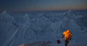 Gasherbrum II © Scarpa/Cory Richards
