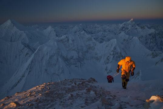 Gasherbrum II © Scarpa/Cory Richards