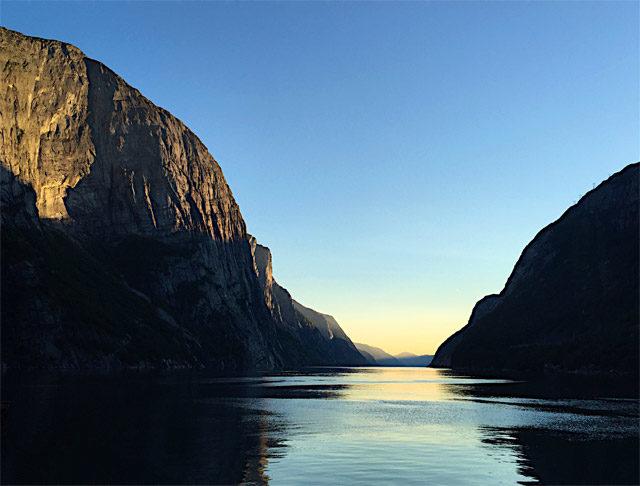 Llysebotn - Lysefjorden